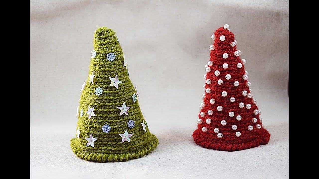 Arbol de Navidad a crochet muy fácil y rápido | AMIGURUMIS ME ...