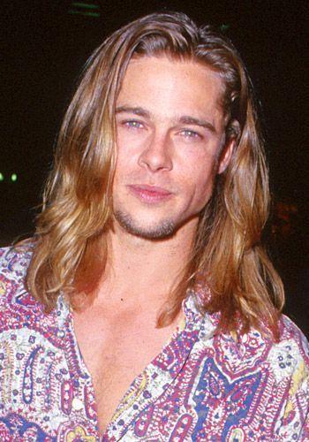 Brad Pitt Brad Pitt Brad Pitt Young Brad Pitt Hair