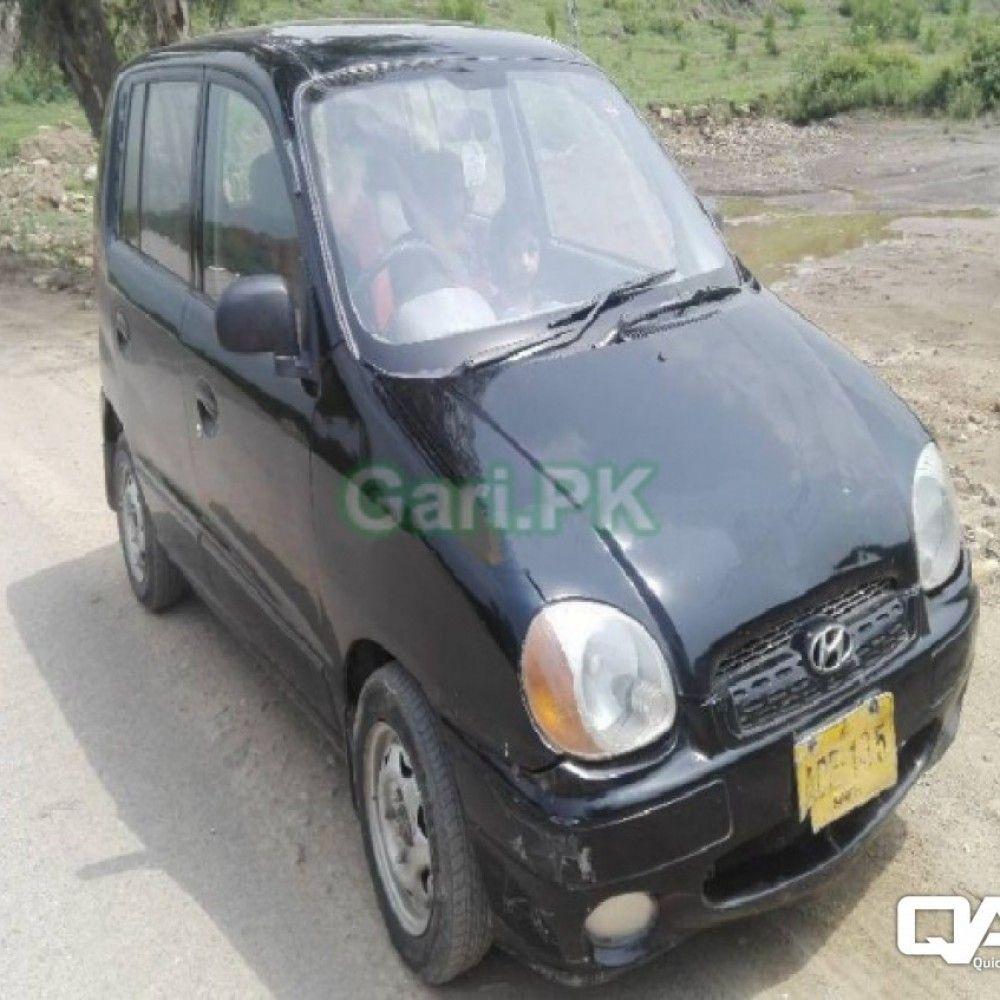 Hyundai Santro Plus 2001 for Sale in Rawalpindi