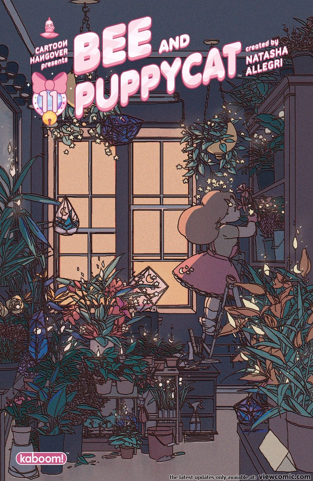 Bee and Puppycat 11 (2016) ………………… | Viewcomic reading