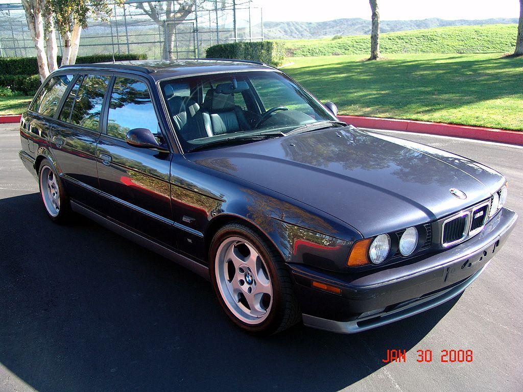 1994 BMW M5 Touring Euro 3.8 Not a clone 851 built 1992-1995 ...