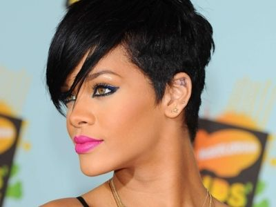 Rihanna Hairstyles Brilliant 8 Things You'll Need To Style Short Hair  Short Hair Hair