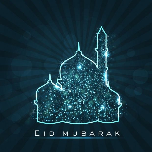 25 Eid Mubarak 2018 Wallpapers Images Cards Eid Mubarak Eid