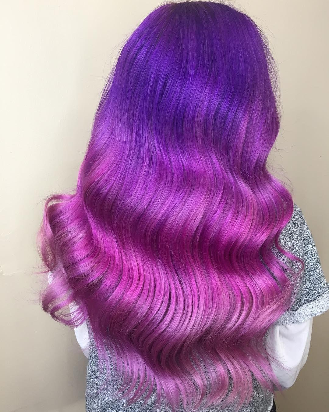 Hairbystephscissorhands colorful hair inspirations pinterest