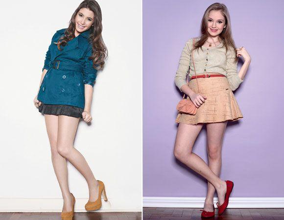 cbb0ea08b 8 looks para tirar dúvidas de moda das baixinhas! | roupas estilosas