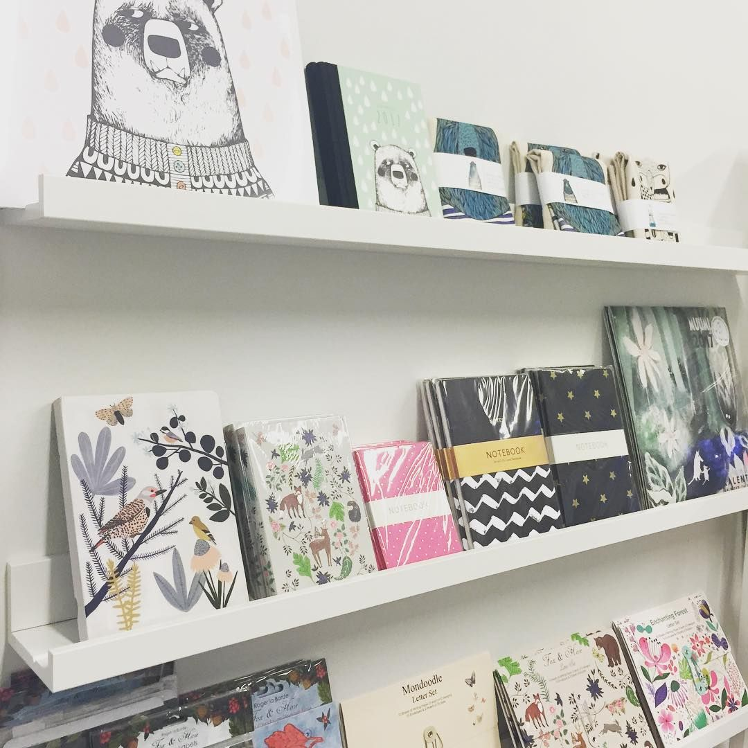 Lots of Roger la Borde goodies in stock at @verhoomotehdas, on of our lovely Finnish stockists