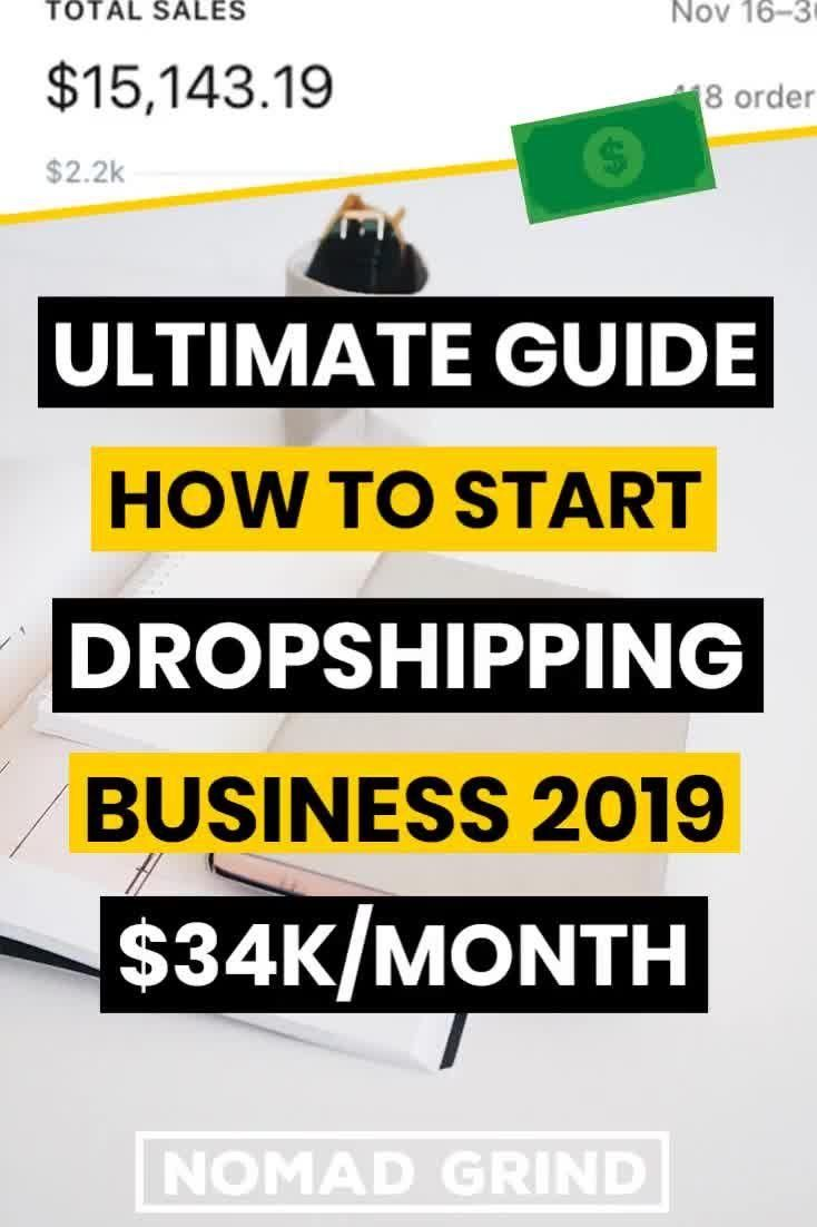 Ultimate Guide How To Start Dropshipping Business ...