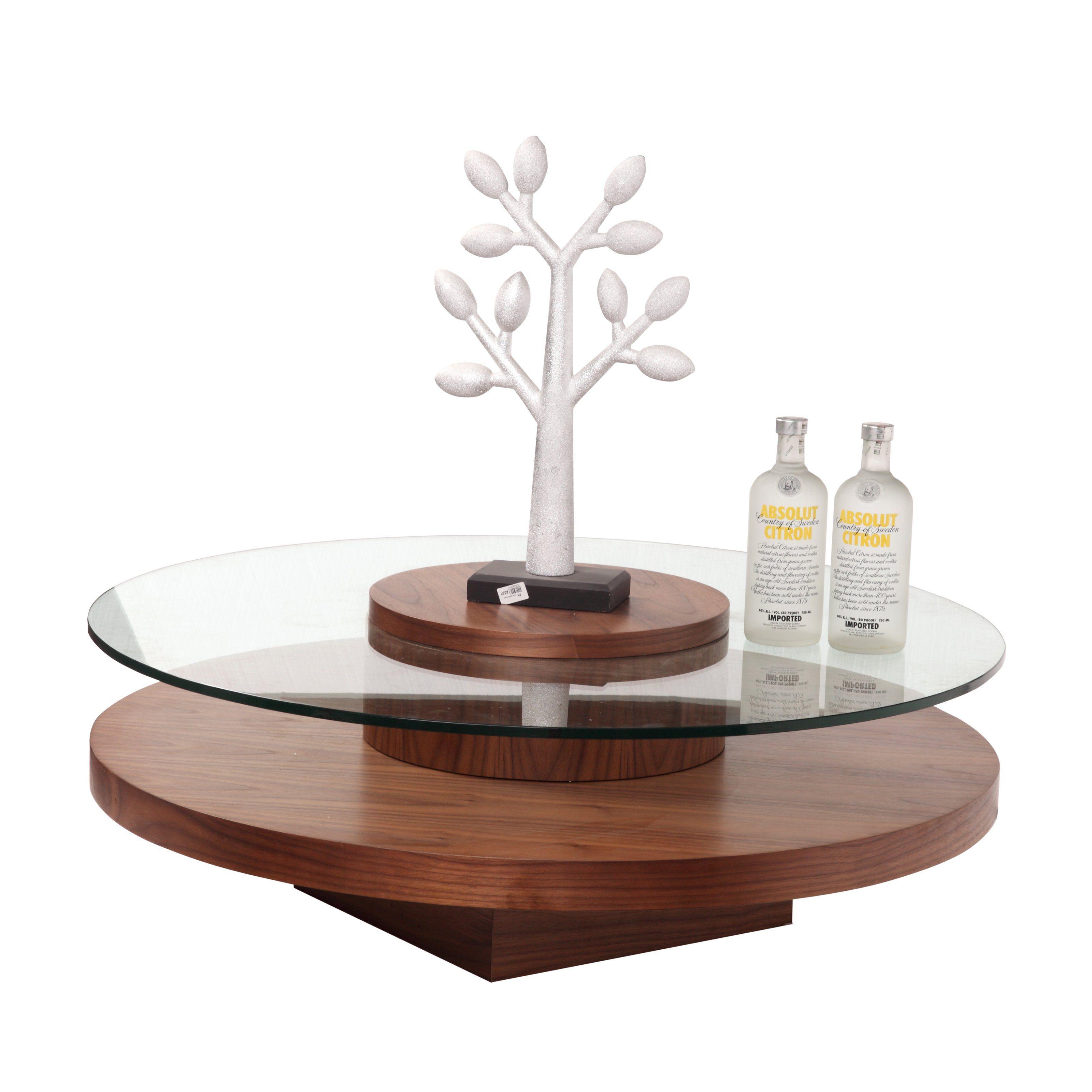 Revere Circle Coffee Table Warm Walnut Www Hayneedle Com Circle Coffee Tables Coffee Table Round Coffee Table [ 3200 x 3200 Pixel ]