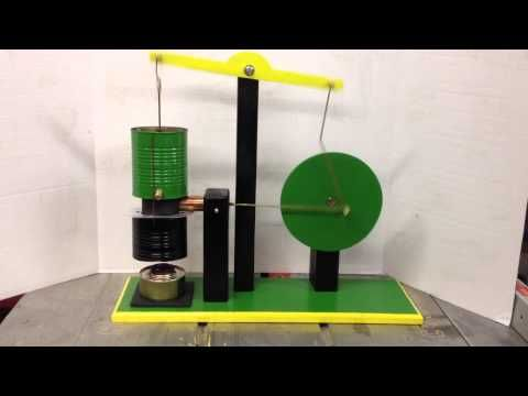 Youtube With Images Stirling Engine Engineering Body Hacks