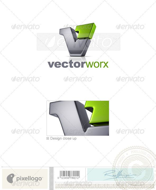 letter v templates