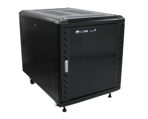Startech Com Rk1236bkf 12u 36 Server Rack Cabinet Server Rack Server Cabinet Locker Storage