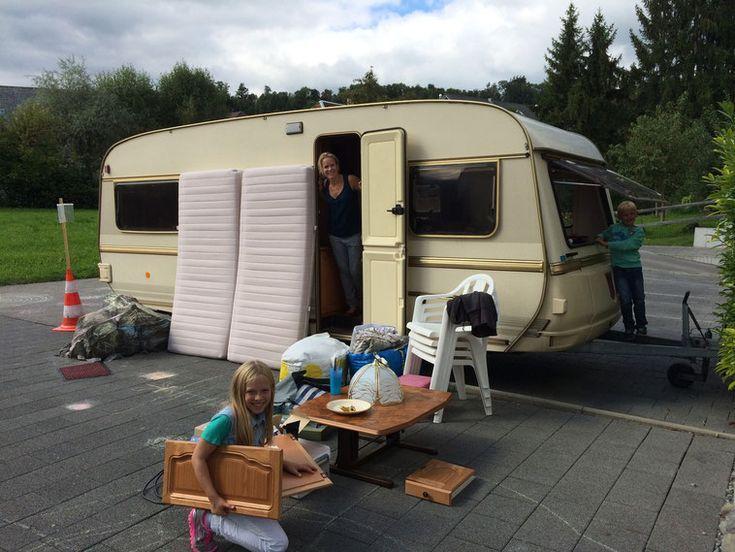 Wohnwagen renovieren, aus alt mach neu - Wie pimpe ich meinen Wohnwagen