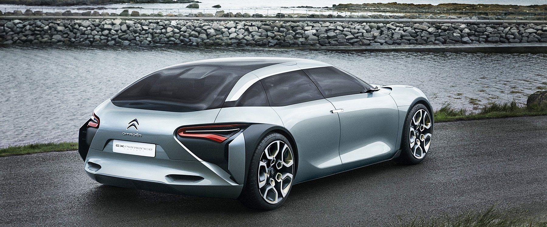Designboom On Twitter Citroen Concept Citroen Citroen Car