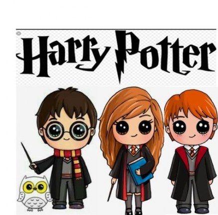 45 Trendy Wallpaper Harry Potter Bff Wallpaper Kawaii Desenhos