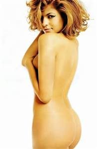 Eva Mendes Nude Butt