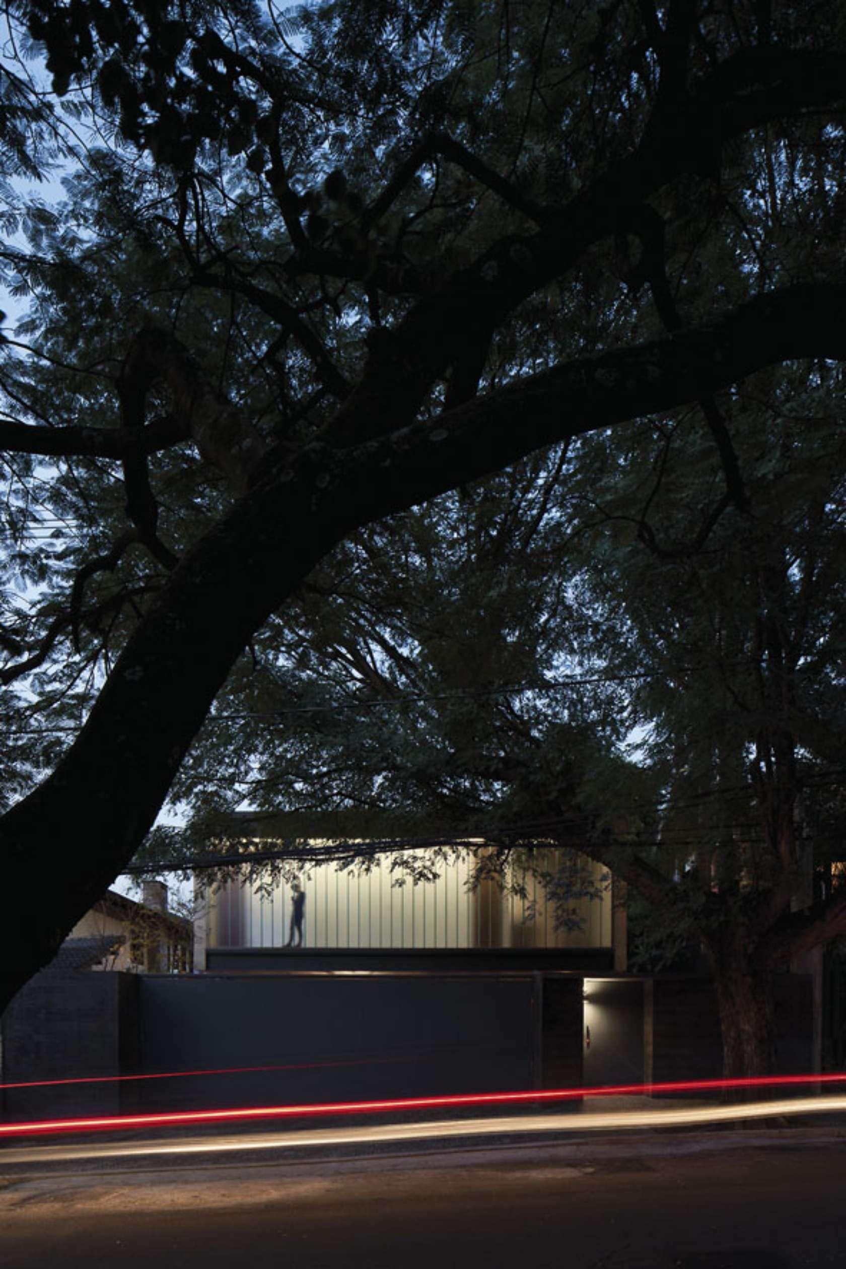 Una Arquitetos, Bacopari House