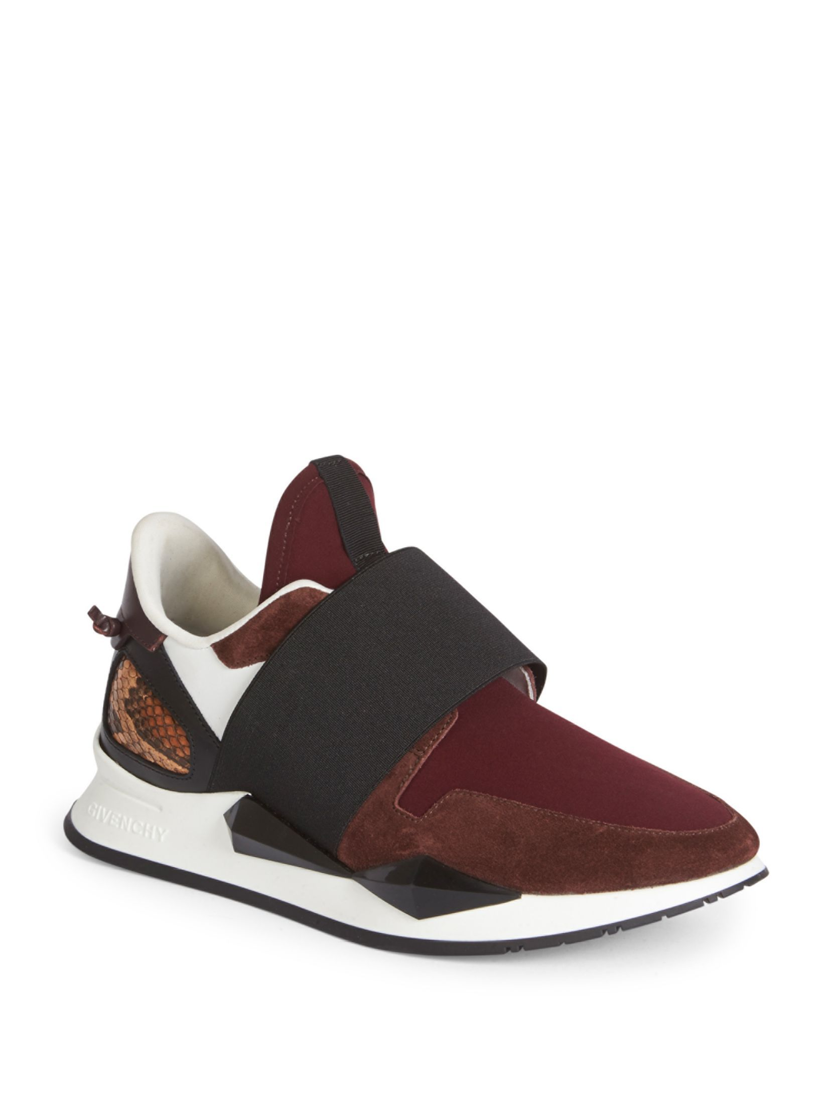 Givenchy Python Slip-On Sneakers buy cheap low price 1dGghrUNT