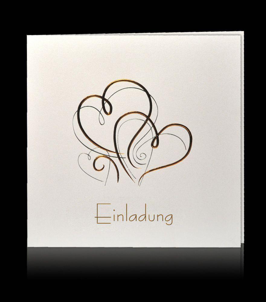 Hochzeitskarten Gunstig Einladungskarten Hochzeit Pinterest