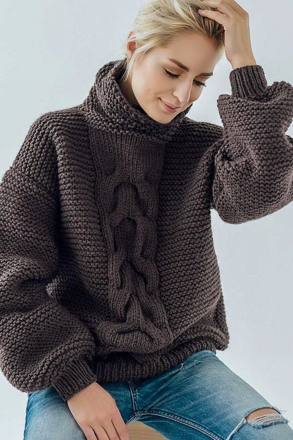 48+ Sweet and Cool Crochet Sweater Pattern Ideas - Page 27 ...