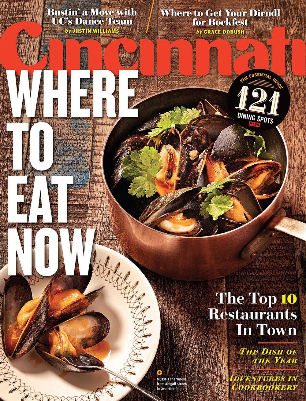 Our Annual List Of The Best Restaurants Around Cincinnati