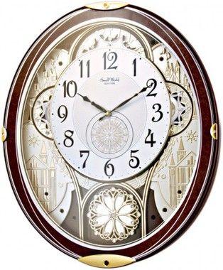 4mh858wu23 Gala Chiming Wall Clocks Wall Clock Rhythm Clocks