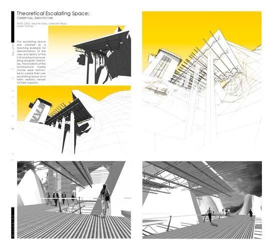 Interior Design Layout: Portfolio Layout Ideas