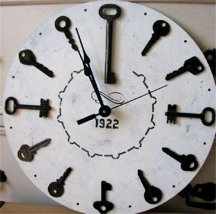 60 Diy Unique Wall Clock Designs Ideas Diy Clock Wall Diy Clock Clock Wall Decor