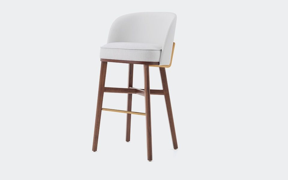 Nice Bund High Chair | Stellar Works | Designed By Neriu0026Hu | Code: BU S301