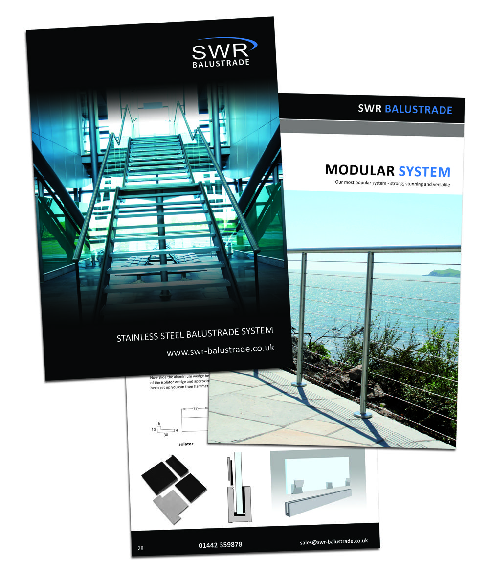 NEW SWR Balustrade Brochure - OUT NOW!