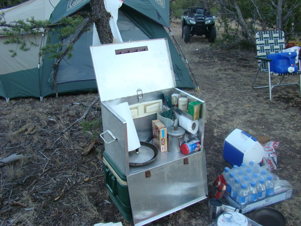 Kitchen Kit/Chuck Box - Expedition Portal | Camping/travel ideas ...