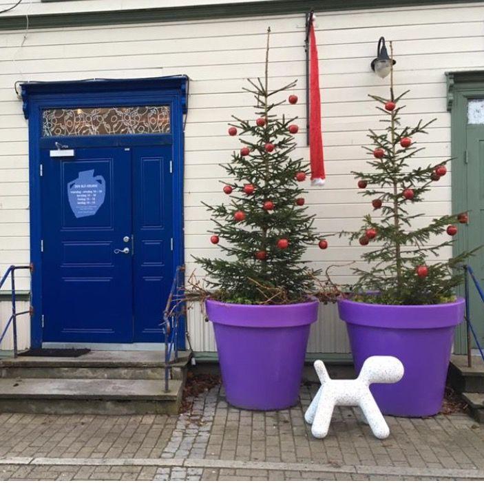 Julefint på Den blå krukke
