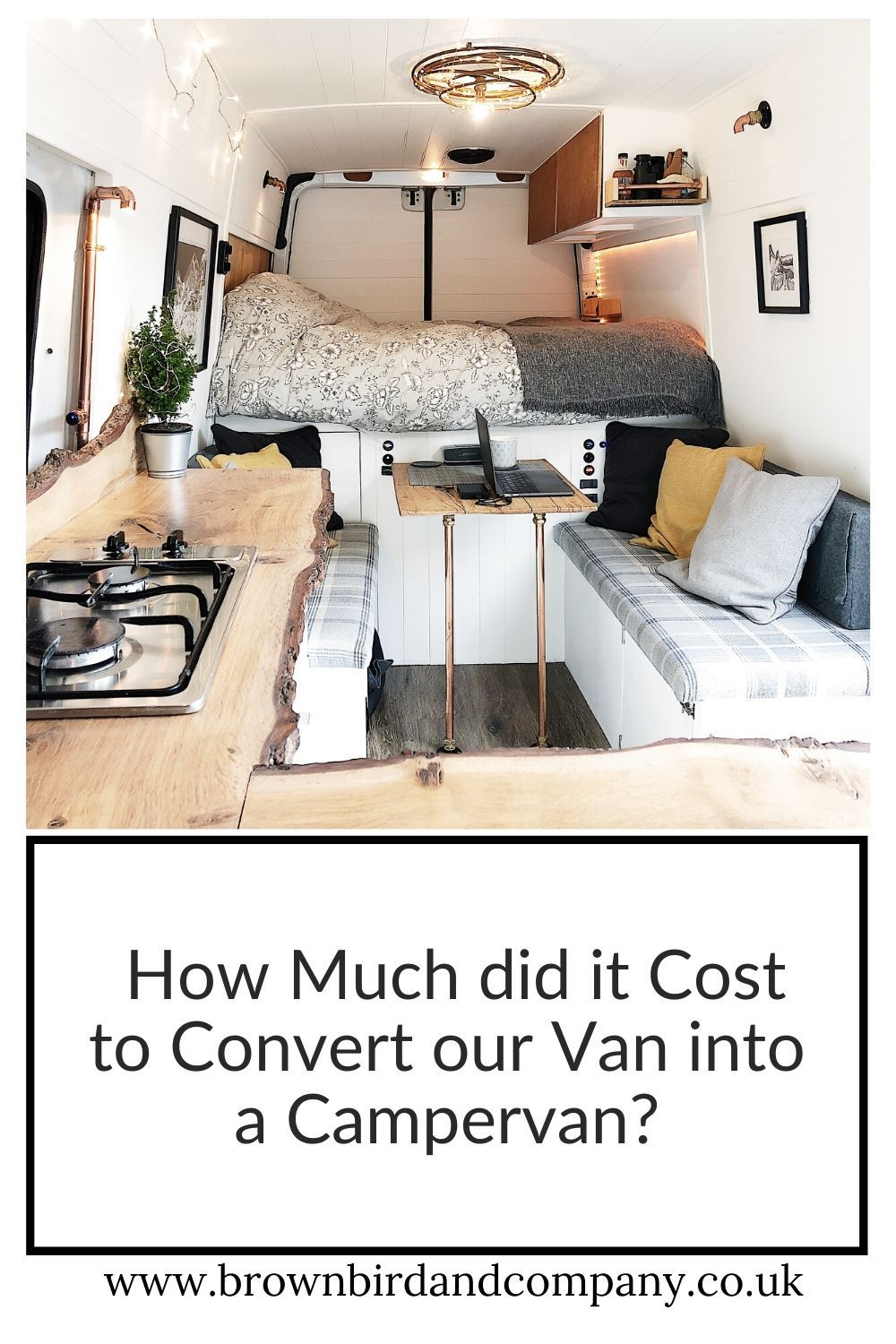 How Much Does It Cost To Convert A Van