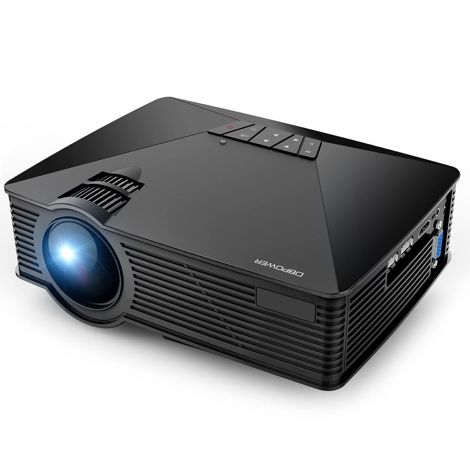 Top 10 Best Gaming Projectors In 2020 Hqreview Smartphone Projector Projector Gaming Projector