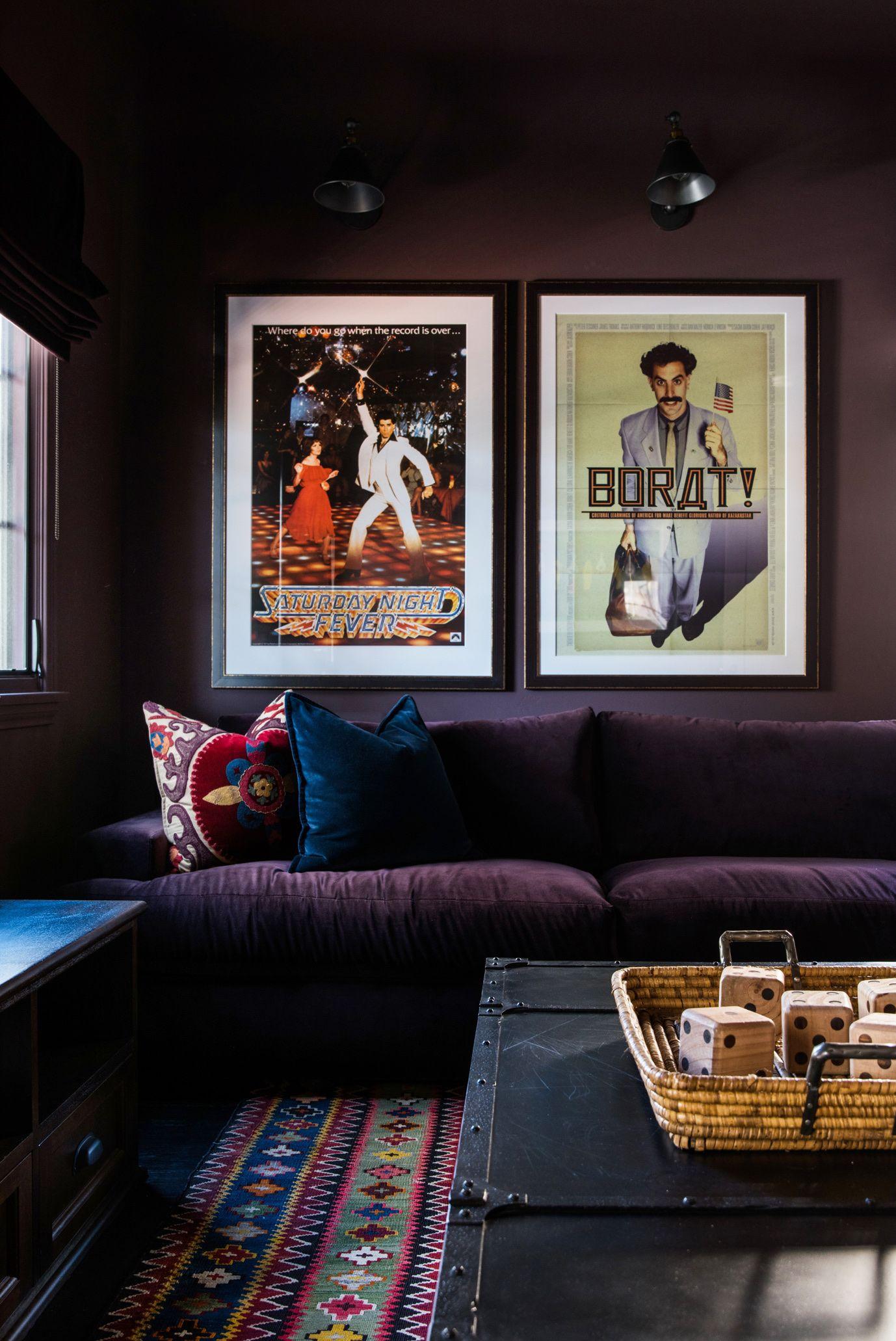 _10D6508.jpg | Velvet sofa living room, Interior, Living ...