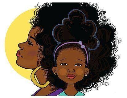 Natural Hair Art Arte De Cabelo Arte Com Mulheres Negras