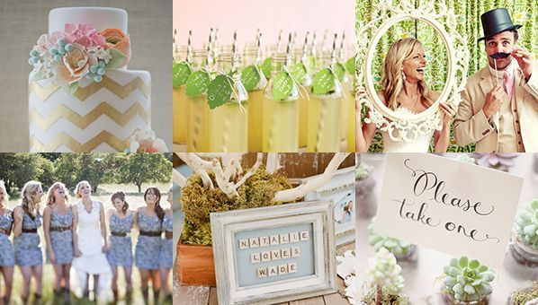 Attractive 10 Pinterest Cliches To Avoid U2013 Or Your Wedding Will Look Like Everyone  Elseu0027s