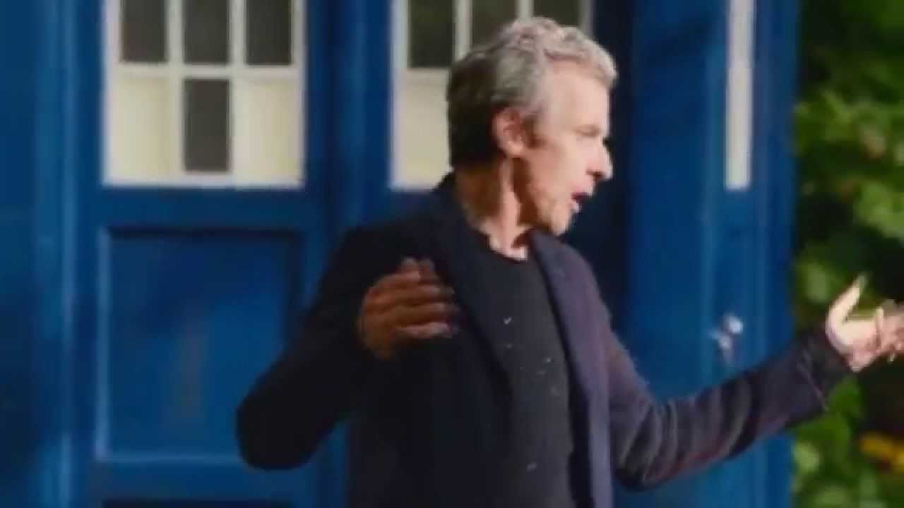 Whouffaldi - I've Grown Accustomed To Her Face