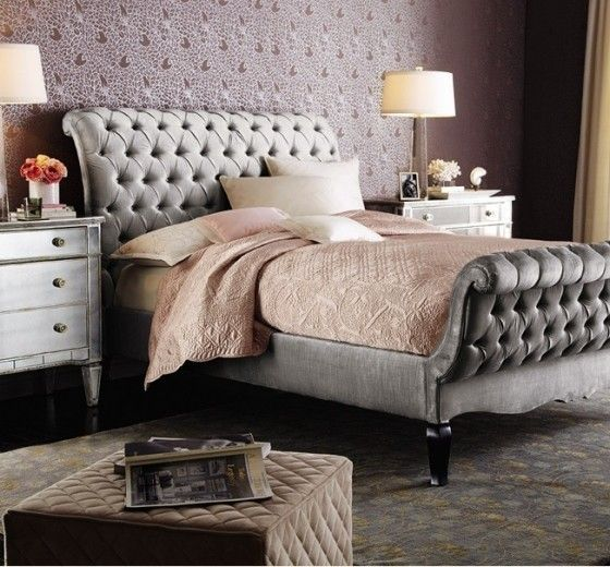 Charming Old Hollywood Glamour Bedroom Ideas   Hollywood Thing