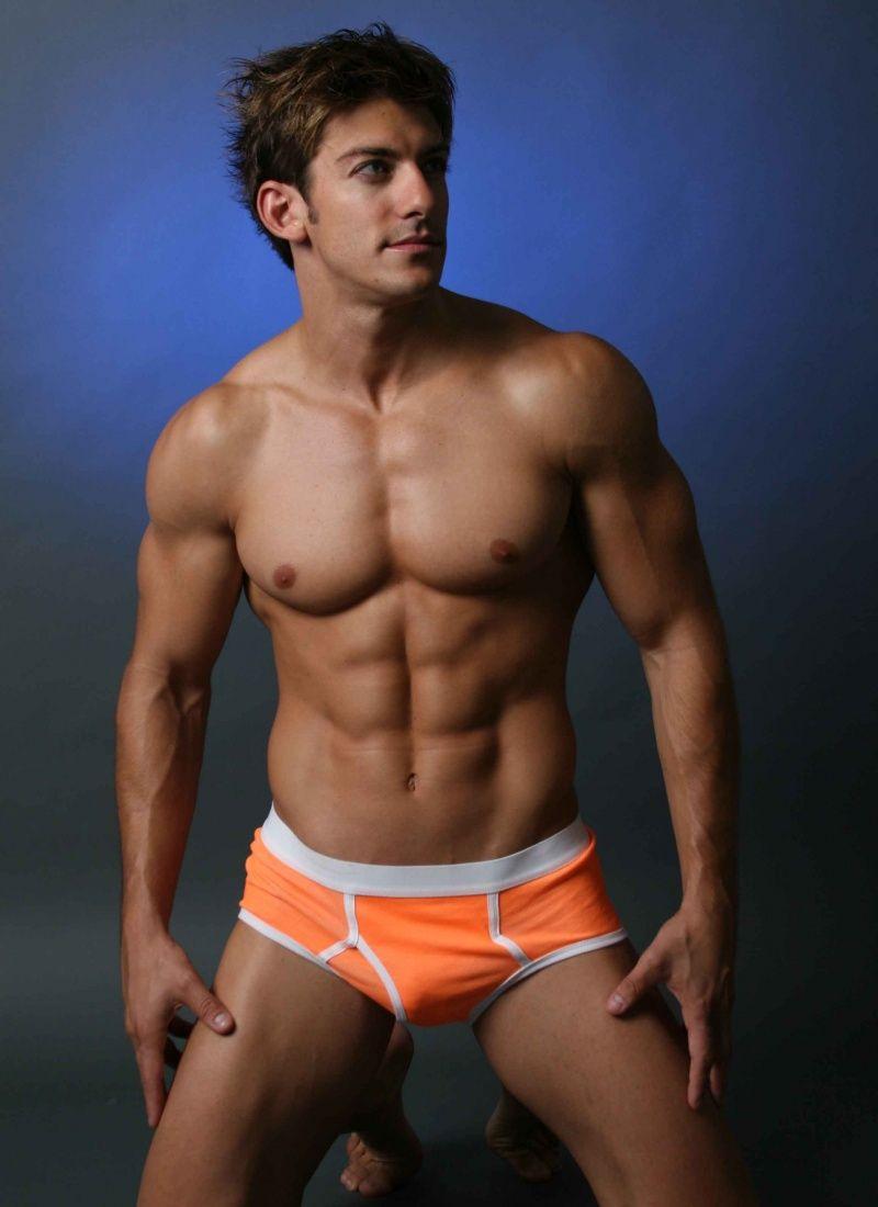 Comfortable briefs, boxers, mens underwear - visit micbear.com - hot hunk six packs 039