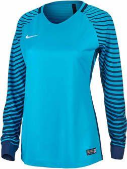 e47c55eab6d Nike Womens Gardien Goalkeeper Jersey – Current Blue Midnight Navy ...