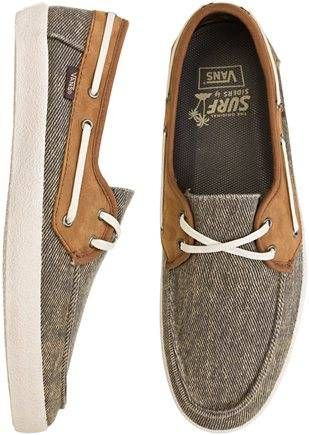 3a0a76a0455424 Chauffeur Surf Siders by Vans  56 Fashion Mode
