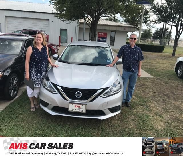 Congratulations Mary On Your #Nissan #Sentra From Jim Proctor At Avis Car  Sales McKinney