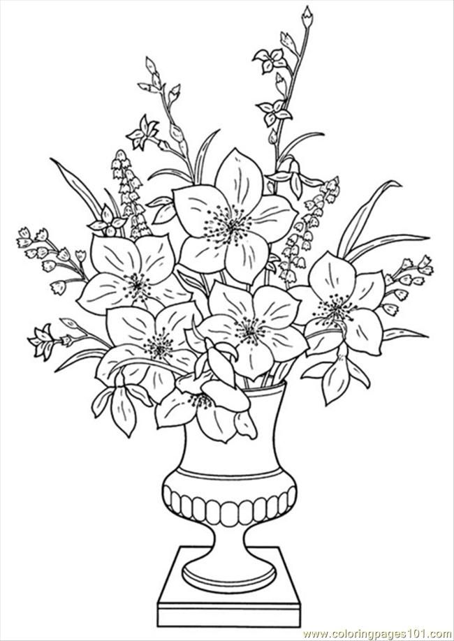 Flower Page Printable Coloring Sheets Coloring Pages November Chrysanthemum Flow Flower Coloring Pages Flower Coloring Sheets Printable Flower Coloring Pages