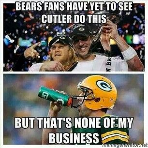 Aaron Rodgers Packers Memes Green Bay Packers Vs Chicago Bears Chicago Bears Memes