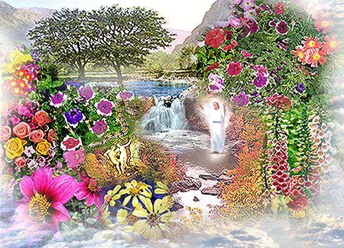 Garden2 Jpg 500 360 With Images Paradise Garden Paradise