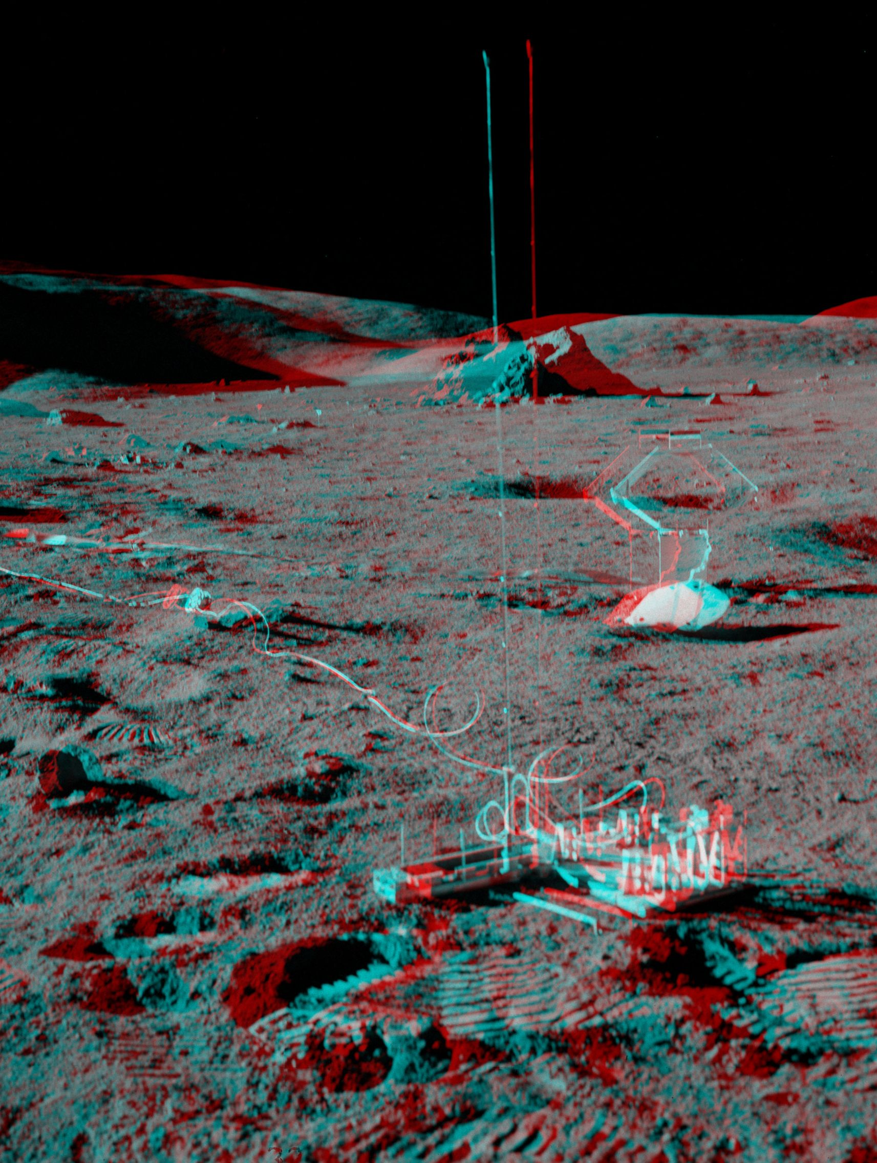 Apollo 17 ALSEP