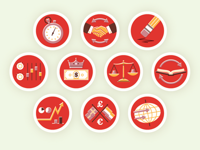 Self-Publishing Icons by Adrian Walsh
