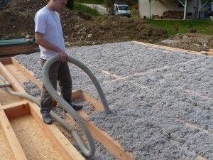 Utilisation de la ouate de cellulose comme mat riau d - Ouate de cellulose en vrac ...