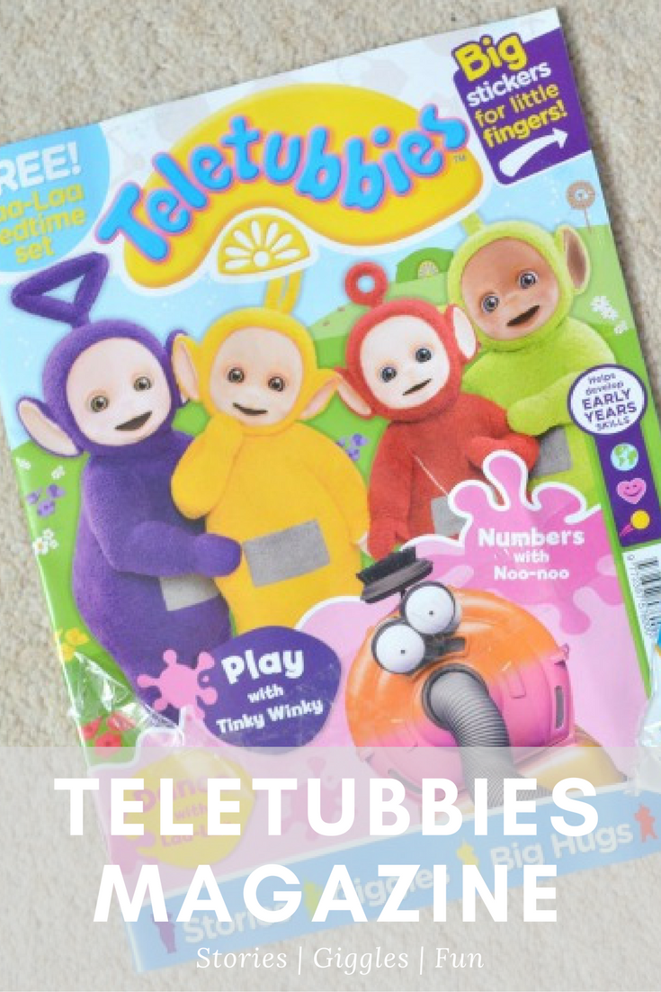 Eh Oh! It's the Teletubbies magazine | Children's Book