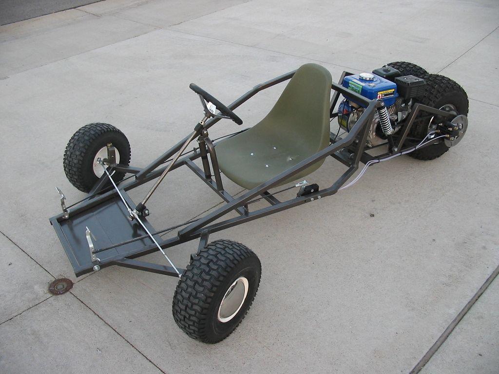 scorpion three wheeled go kart plans | brico | pinterest | savons